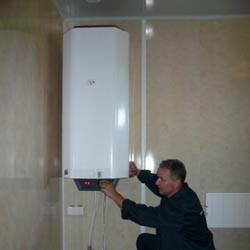 Установка водонагревателя в Миассе. Монтаж и замена бойлера г.Миасс.