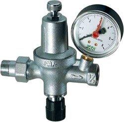 Установка редуктора давления воды в Миассе, подключение регулятора давления воды в г.Миасс