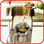 Картинка. Установка измельчителя пищевых отходов в квартире, коттедже или офисе в Миассе